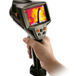 Testo 882 thermal imaging camera